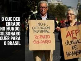 Capitalização não deu certo em 60% dos países onde foi implantado, revela OIT